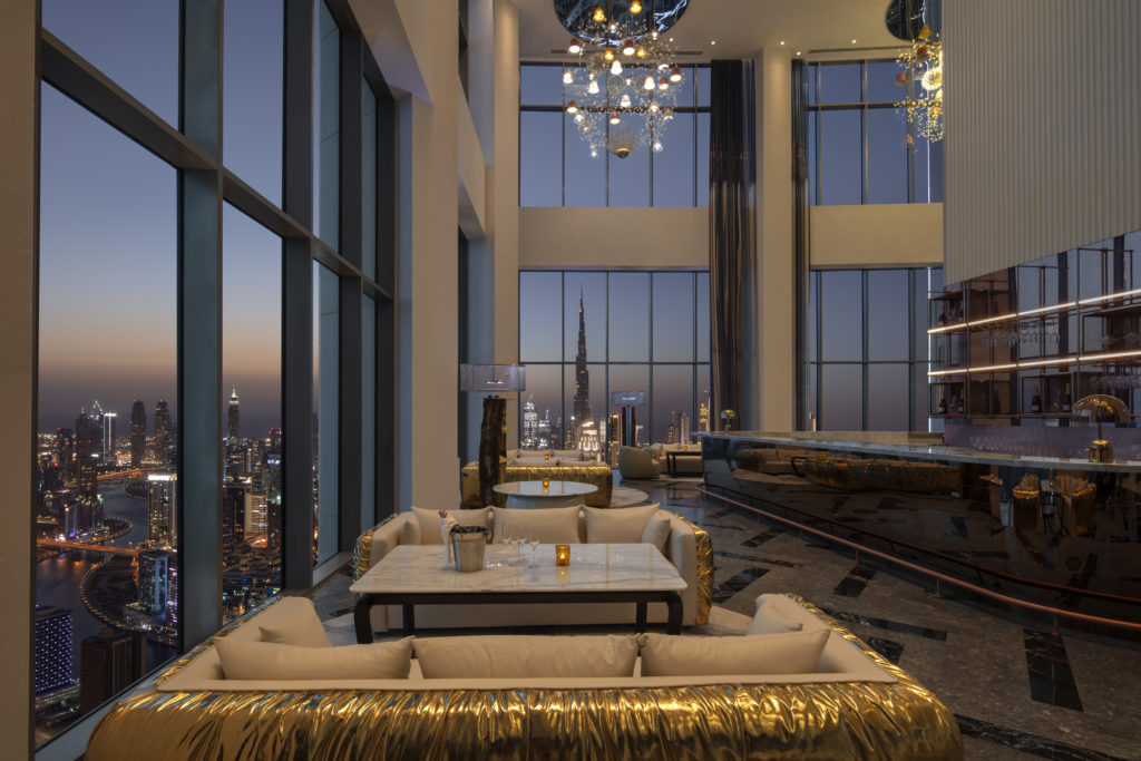 SLS Dubai Branded Residences