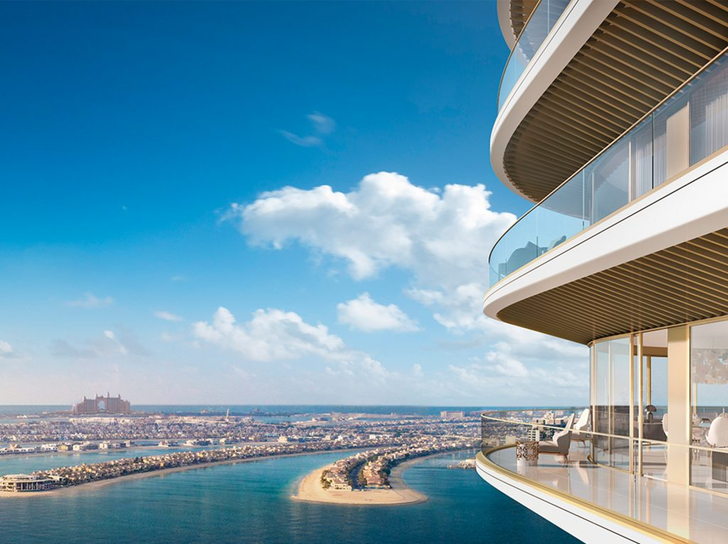 Grand Bleu Tower Elie Saab